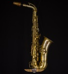 Vintage 1952 King Zephyr Alto Saxophone w/ Hardcase, Overhalled, Ready to be Played USAX13