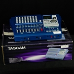 Used Tascam DP-01 Digital 8 track Portastudio URCASE