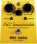 Way Huge Fat Sandwich Harmonic Saturator Distortion Pedal WHE301