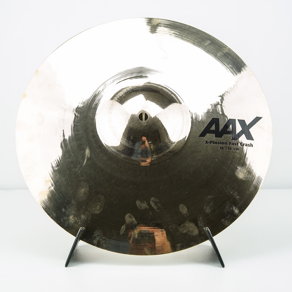 "Sabian AAX 14/"" X-Plosion Fast Crash Cymbal 21485XB"