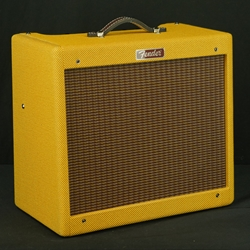 Fender Blues Junior  LTD All Tube Combo Amp, Lacquered Tweed 0213205700