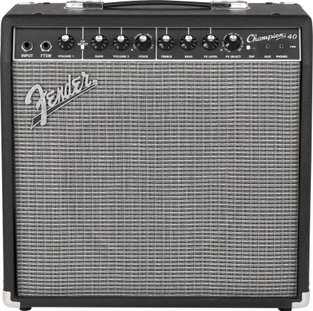 "Fender Champion 40, 1x12"" 40-Watt Combo 2330300000"