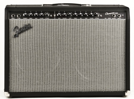 "Fender Champion 100, 100 2x12"" 100-Watt 2-channel Guitar Combo Amp 2330400000"