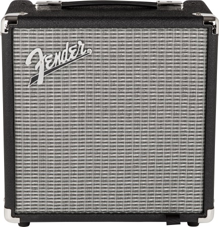 Fender Rumble 15 (V3), 1x8 15W Bass Combo Amp 2370100000