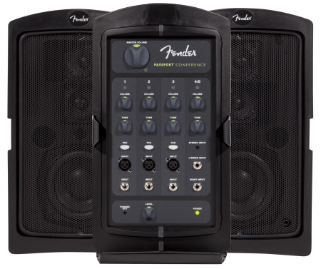 Fender Passport CONFERENCE, Portable PA System 6945000000