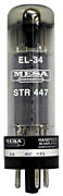 Mesa Boogie EL34 Tubes (Pair) Tested 750600D