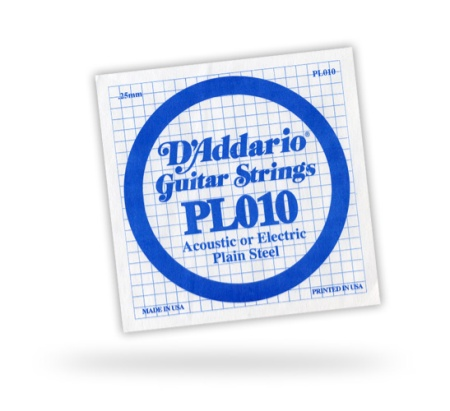 D'addario Daddario 5 pack single strings 5PK-SINGLES