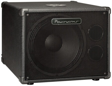 "Powerwerks Powered 12"" Sub Enclosures PW112-S"