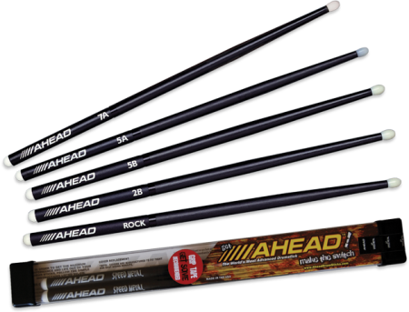 Ahead Drumsticks - Various sizes AHSTICKS