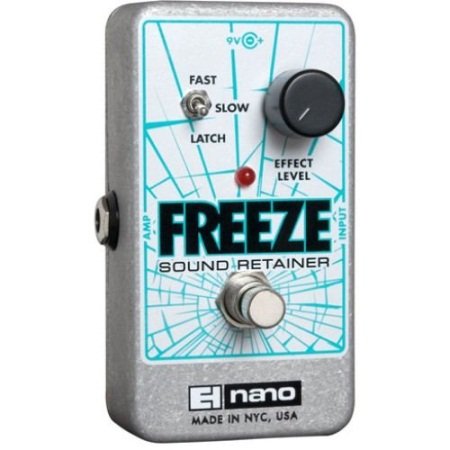 Electroharmonix Electro Harmonix Freeze Infinite Sustain Pedal EH-FREEZE