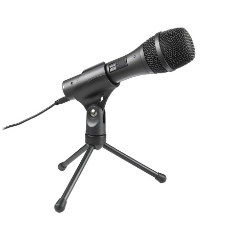 Audio Technica AT2005USB Podcasting Microphone