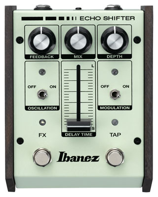 Ibanez ES2 Echo Shift Delay Pedal w/ Tap Tempo