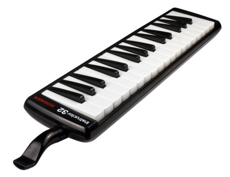 Hohner HOHNER INSTRUCTOR MELODICA 32 KEY - Black 32B