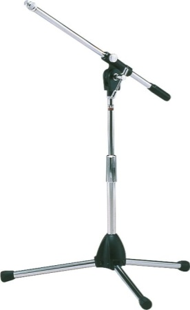 Tama Low Profile Boom Mic Stand (black or chrome) MS205ST