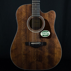 Ibanez AW54CE Solid Mahogany Top Acoustic-Electric Guitar AW54CEOPN