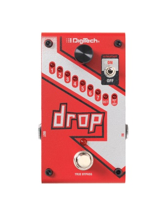 Digitech Whammy Drop Drop Tuning Pedal Pitchshifter DROP