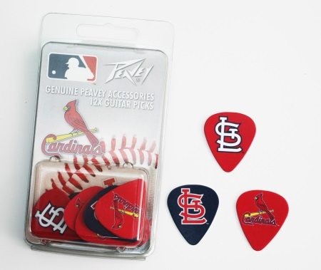 Peavey MLB St Louis Cardinals Pick Pack 03022600