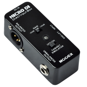 Mooer Direct Box MDI1