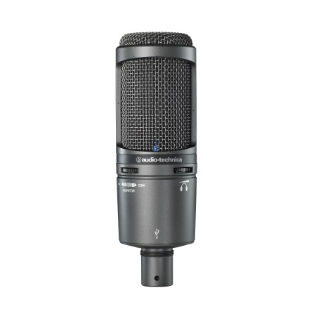 Audio Technica Audio-Technica AT2020USB+ Cardioid Condenser USB Microphone