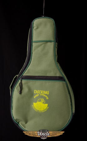 Deering Banjo Ukulele Gig Bag Carry Case GB-U