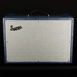 Supro Royal Reverb 1650T All Tube Guitar Amplifier 1650RT