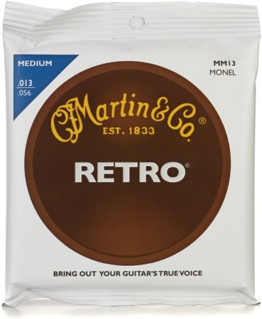 Martin Retro LJ's Choice Strings MM13