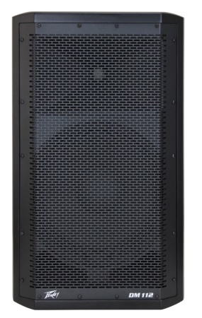"Peavey DM112 2-way 12"" Powered Enclosure w/ DSP"