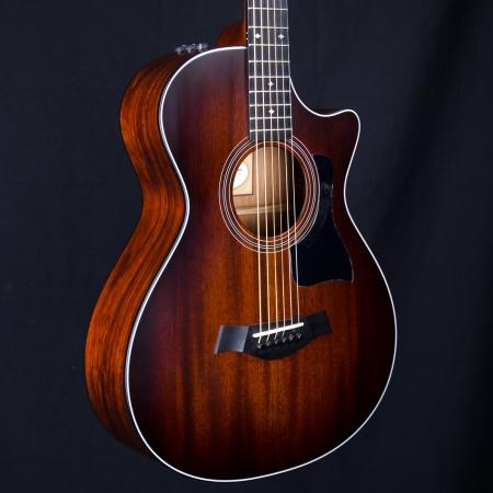 uncle ike s music sound taylor 322ce 12 fret acoustic guitar