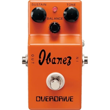 Ibanez OD850 Overdrive Pedal