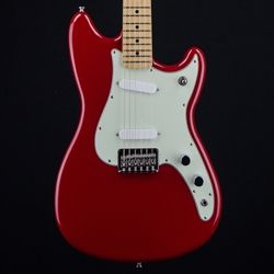Fender Duo Sonic, Maple Fingerboard, Torino Red Electric Guitar 0144012558
