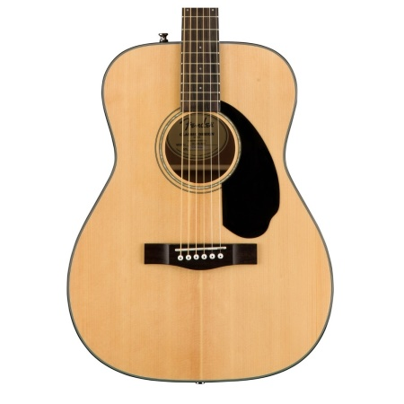 Fender CC-60S Acoustic Guitar - Natural 0961708021