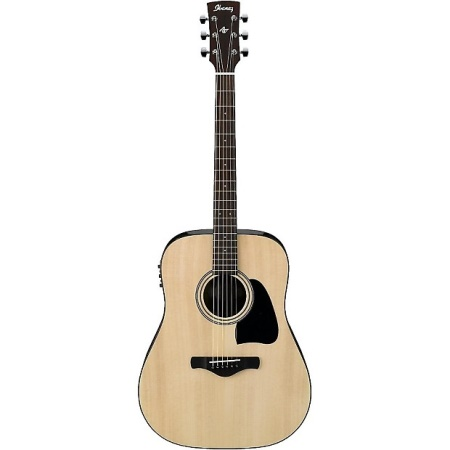 Ibanez Artwood Solid Top Dreadnought w/ Pickup AW58ENT