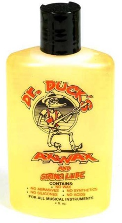 Dr. Ducks Ax Wax & String Cleaner DDAW
