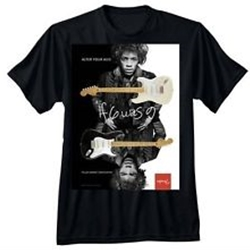 Fender Jimi Hendrix Collection Alter Your Axis 9110012