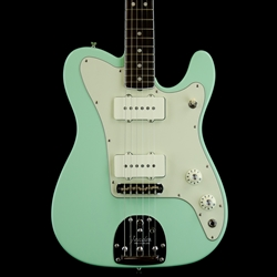 Fender Limited Edition Jazz Telecaster, Rosewood Fingerboard Seafoam Green 0176010757
