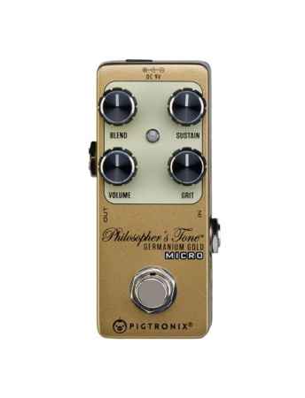 Pigtronix Germanium Compressor Micrp GGM