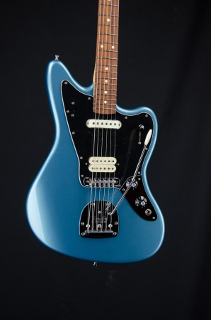 Fender Player Series Jaguar Electric Guitar in Tidepool with Hardcase 0146303513