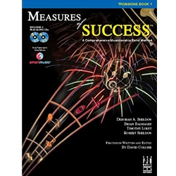 Measures of Success - Trombone Book 1