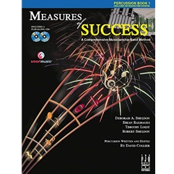 Measures of Success - Percussion Book 1