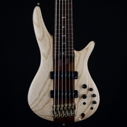 Ibanez SR1306ENTF SR Premium 6str Electric Bass - Natural Flat