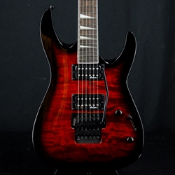 Jackson JS Series Dinky Arch Top JS32Q DKA Electric Guitar, Dark Sunburst 2910112510