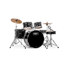 Mapex Rebel 5 Full Size Drum Set with Cymbals RB5294FTC