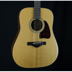 Ibanez Artwood Vintage Thermo Aged Dreadnought Acoustic Guitar - Natural Gloss AVD9-NT