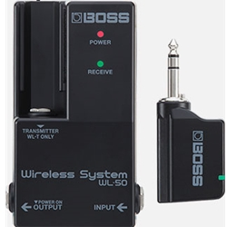Boss WL-50 Guitar Wireless System