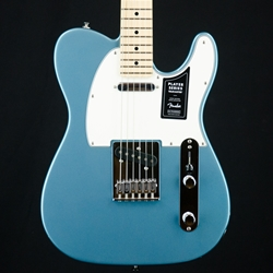 Fender Player Series Telecaster, Maple Neck, Tidepool, Electric Guitar 0145212513