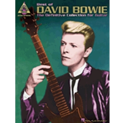 Best of David Bowie - The Definitive Collection for Guitar