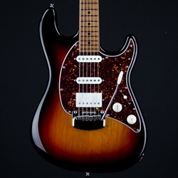 Erinie Ball Music Man Cutlass Guitar HSS Tremolo Vintage Sunburst CUTLASS_HSS_TRE