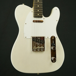 Fender Artist Jimmy Page Mirror Telecaster, White Blonde, Hardcase, B-Stock 0119210801