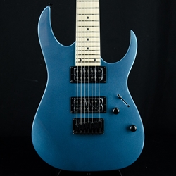 Ibanez GRG7221M 7 String Electric Guitar, GRG7221MMLB, Metallic Light Blue
