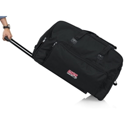 "Gator Rolling speaker bag for large format 15"" speakers GPA-715"
